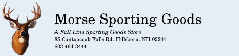 Morse Sporting Goods